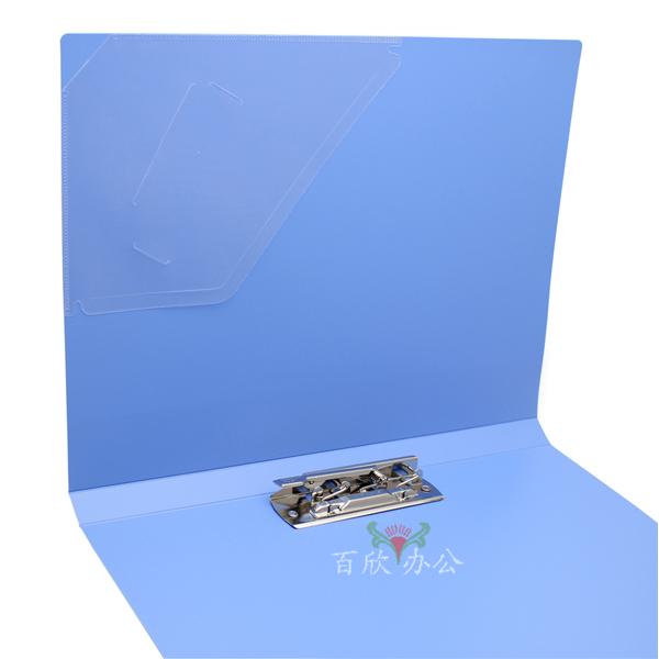 金得利文件夹 单夹AF602 塑料文件夹-1