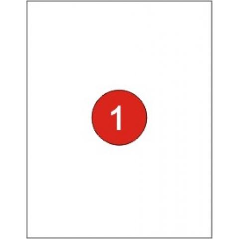千片牌 A4打印不干标签 075449/F-01 210*2...