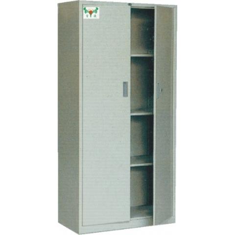 德堡双门层板文件柜W-33 1800*850*390mm
