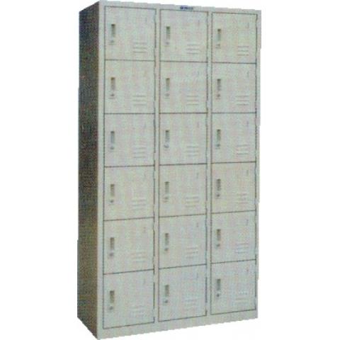 十八门储物柜BS030/1800*950*400mm