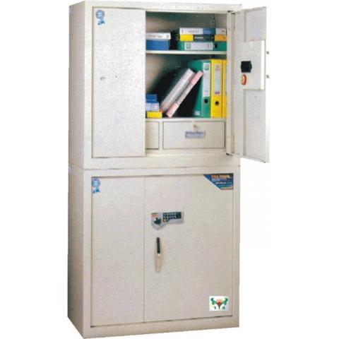 全能牌二合一文件柜MBG-8002B 1800*900*43...