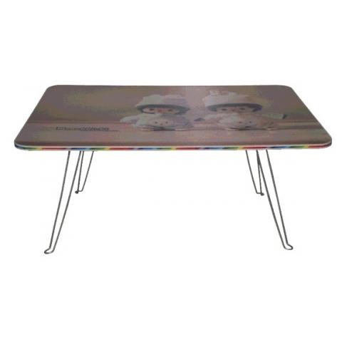 便携式折叠桌/学习桌 59*39cm