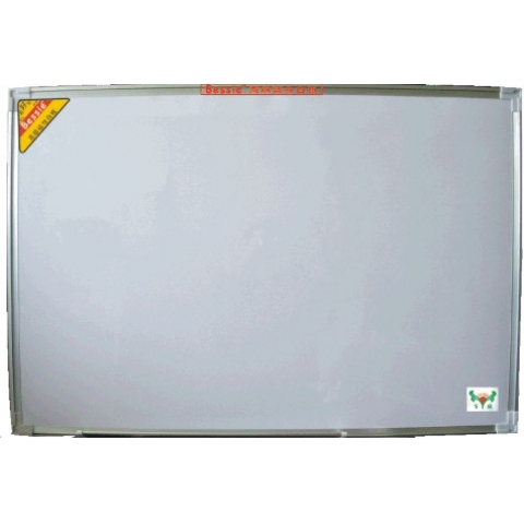 Bessie 钢板背面磁性白板 60*80cm