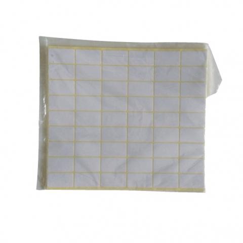 白色不干胶贴纸 220#/78*118mm