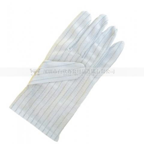棉质防静电手套 10付装