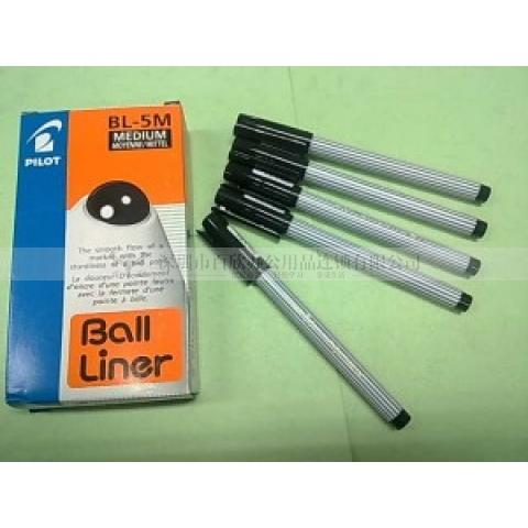 百乐 条纹签字笔 BL-5M 0.8mm