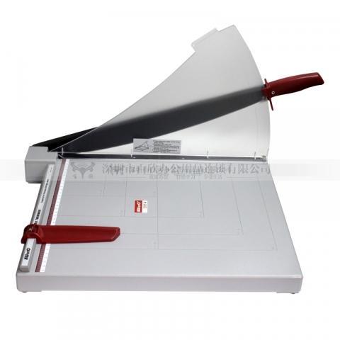 KW(可得优) 3914 塑胶床裁纸刀 A3/10张