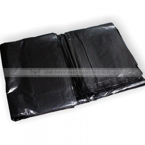 黑垃圾袋  方形90*110/50个装