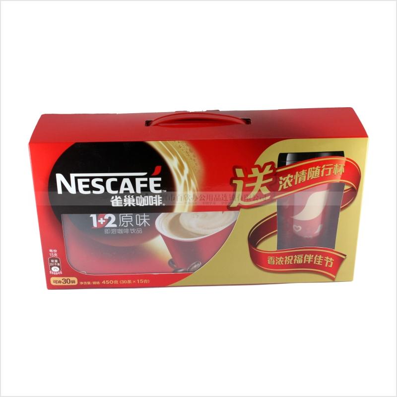 雀巢咖啡   袋装    30袋-1