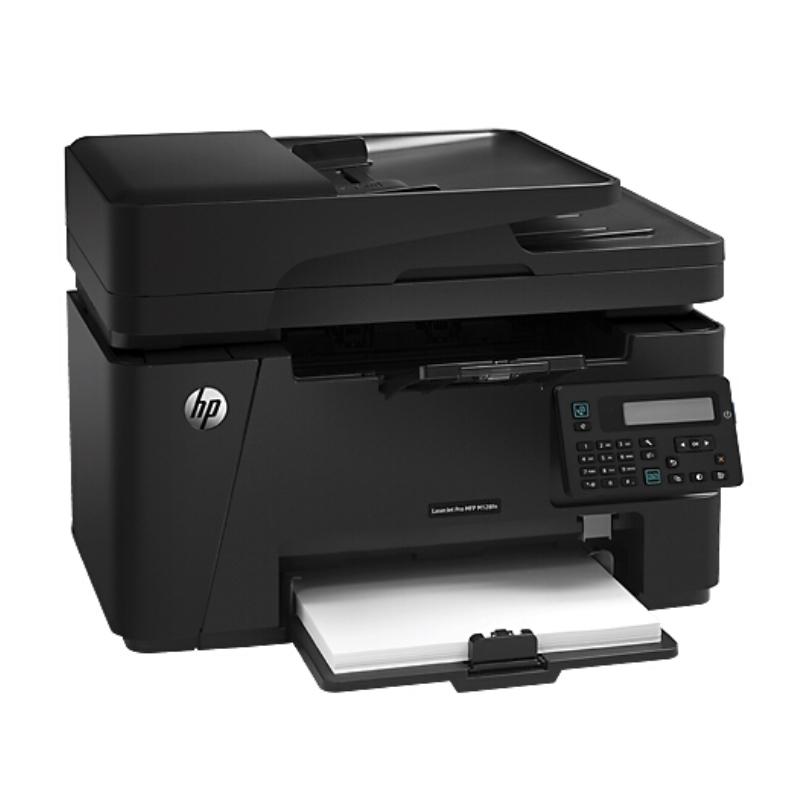 HP Laserjet PRO MFP M128fn一体机(网格打印 复印 扫描 传真)(多种套餐)-2
