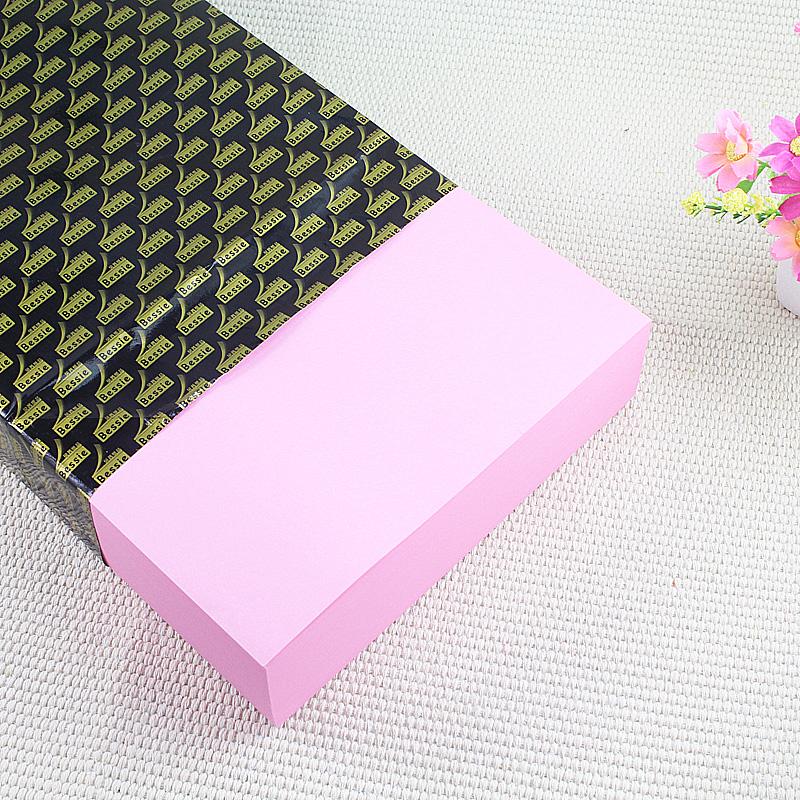 Bessie尚品智彩色复印纸A4 80G(500张)4色 5包/箱-4