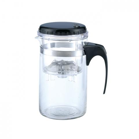 振兴玻璃瓶身飘逸杯 SPM182 按压式泡茶壶 500ml茶...