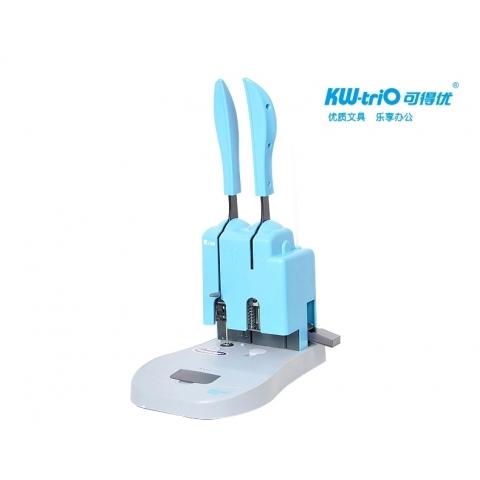 KW(可得优) R300 热熔式铆管打孔 财务装订机(手动型...