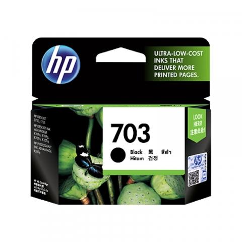 (下单请先询价)惠普HP703墨盒(黑色)(适用DJ F73...