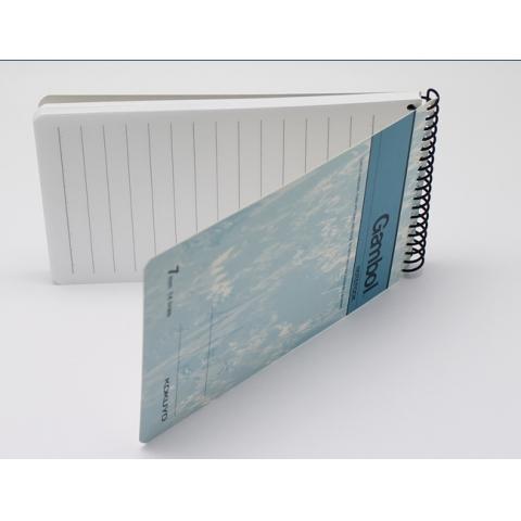 渡边胶圈螺旋笔记本 SA7503/SA7506 A7/50页