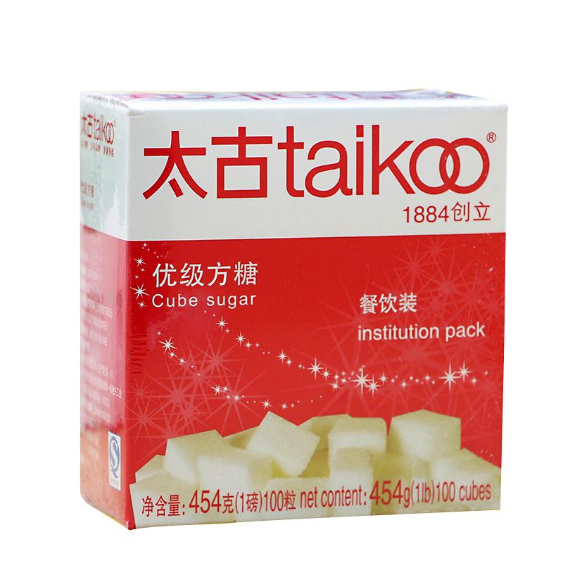 太古纯正方糖 454g-6