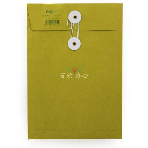 10*14英寸 牛皮纸空白档案袋LGA 10个/扎