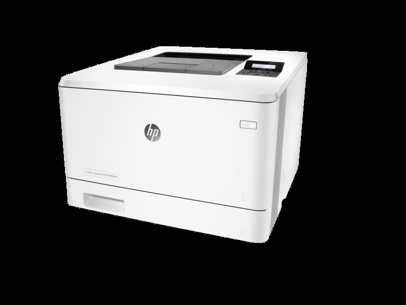 (下单请先询价)惠普彩色激光打印机pro M452nw/dn/dw系列-2