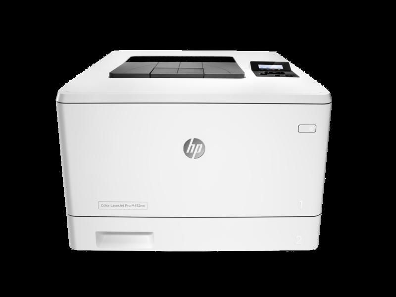 (下单请先询价)惠普彩色激光打印机pro M452nw/dn/dw系列-1