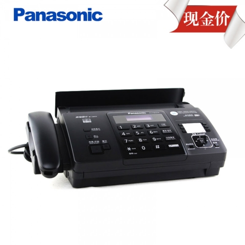 松下Panasonic KX-FT876CN 热敏纸传真纸 ...