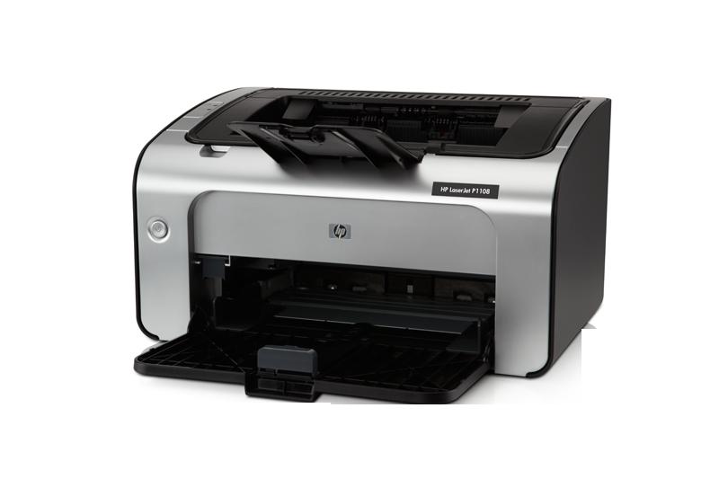 HP Laserjet PRO P1108黑白激光打印机(多种套餐可选购)-3