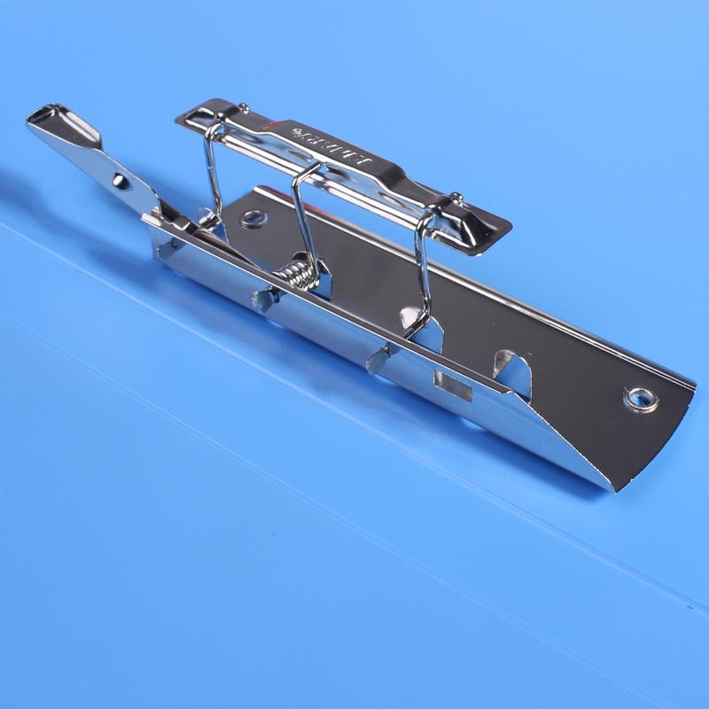 金得利AF505  强力双夹 蓝色-3