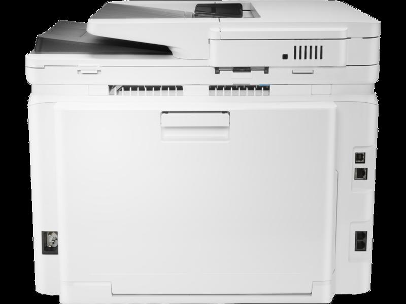 HP M281FDW彩色激光一体机(有线+无线网络+双面)-3
