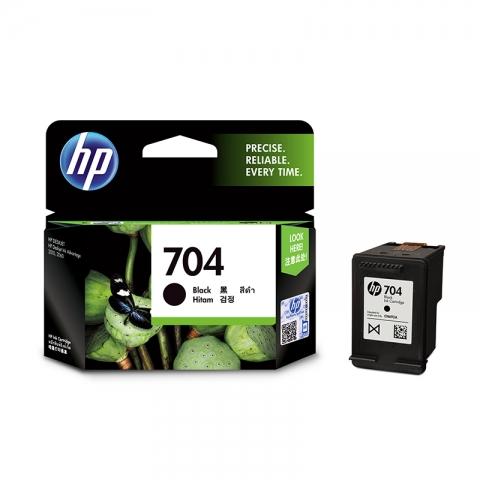 (下单请先询价)惠普墨盒HP704 黑色/2010