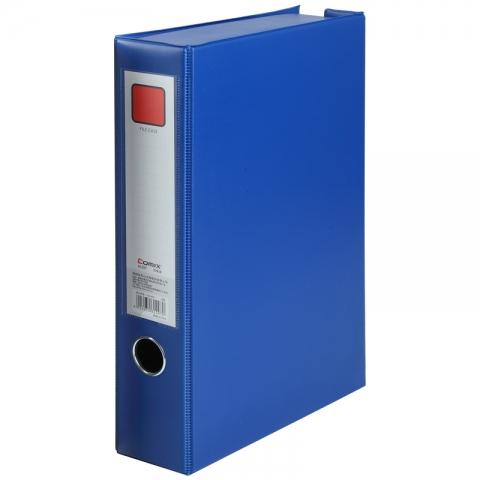 齐心档案盒(不带夹)A1297 2寸 蓝 55mm纸容量
