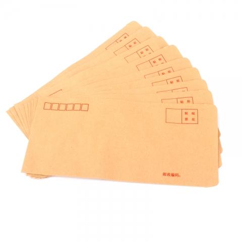 牛皮纸5#信封20个/扎(按扎售)
