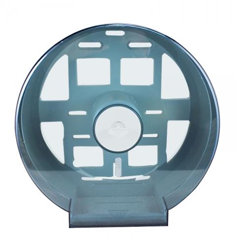 塑料公用大卷纸盒B628    透明