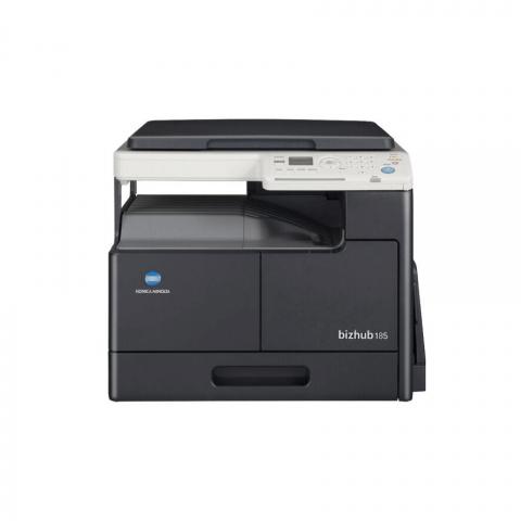 柯尼卡美能达 B185e复印机主机(复印 USB打印 扫描)