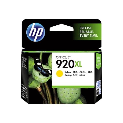 惠普墨盒HP920XL 黄色/HP7000