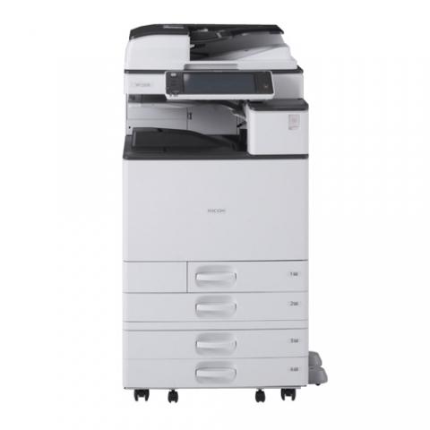 理光彩色复印机MPC2011SP(网络/双面自动送稿器/双面...