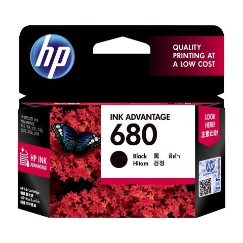 惠普墨盒HP680  黑