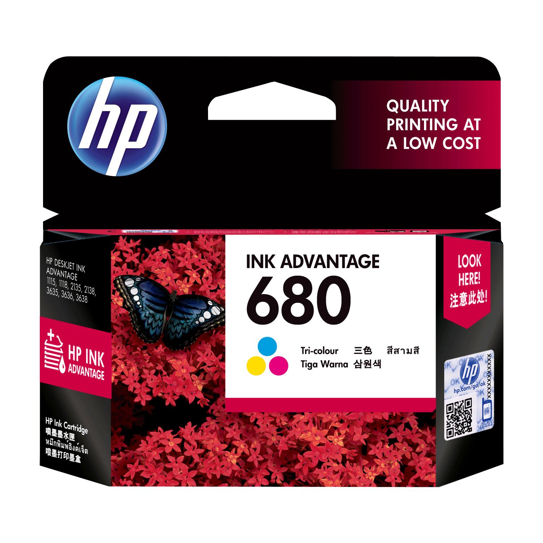 (下单请先询价)惠普墨盒HP680  彩色-5