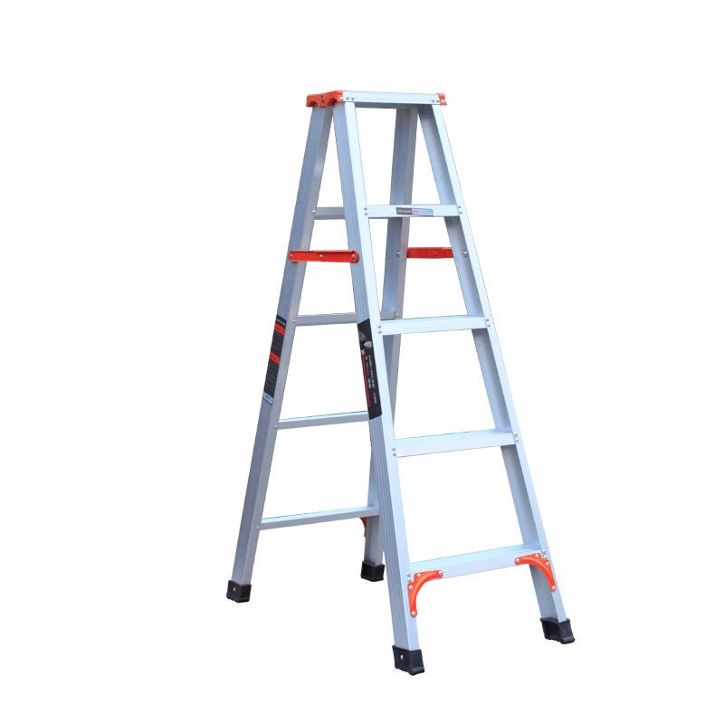 哥伦步五级铝梯 1.5m-1