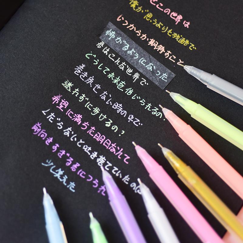 咔巴熊高光笔KBX-3010-9 9支装-3