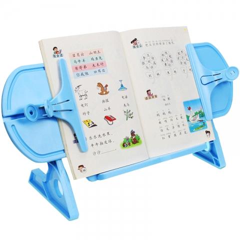儿童阅读架蓝色